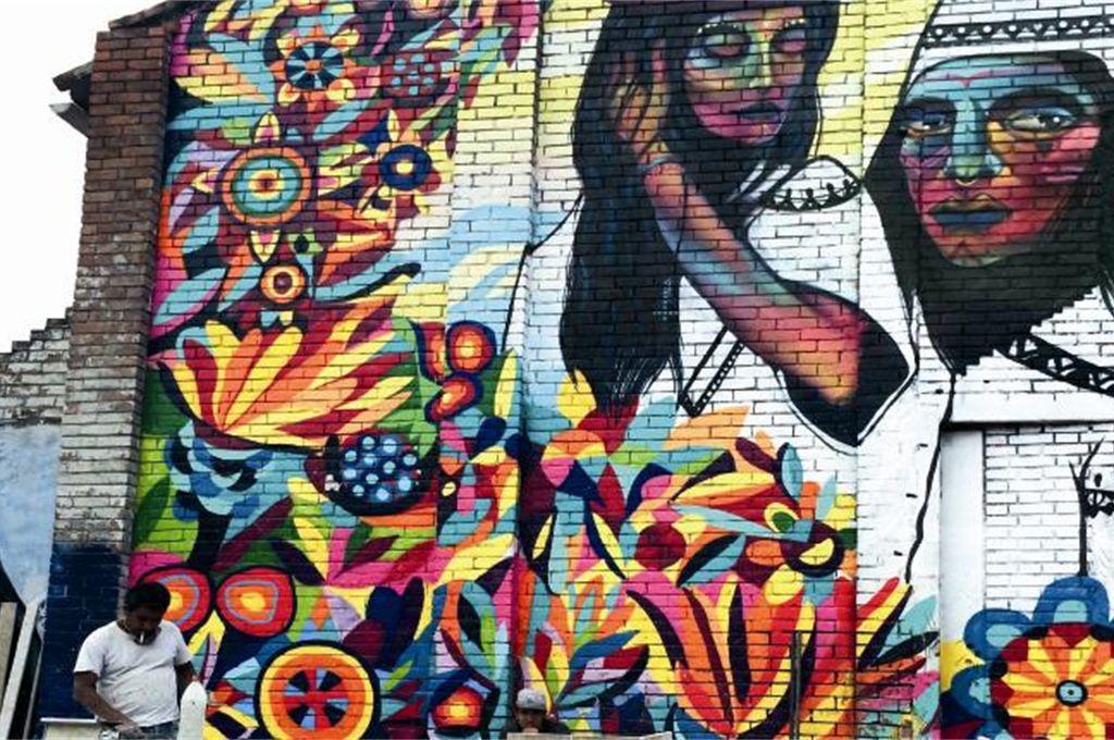 ¿Cuál es tu pieza favorita de arte urbano de Bogotá? ¿Cuáles son las mejores piezas de arte urbano de la ciudad?