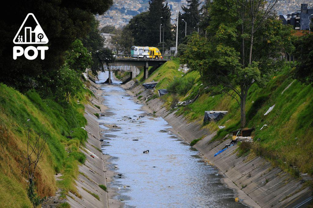 ¿Cuál es el lugar que menos te gusta de Bogotá y por qué?