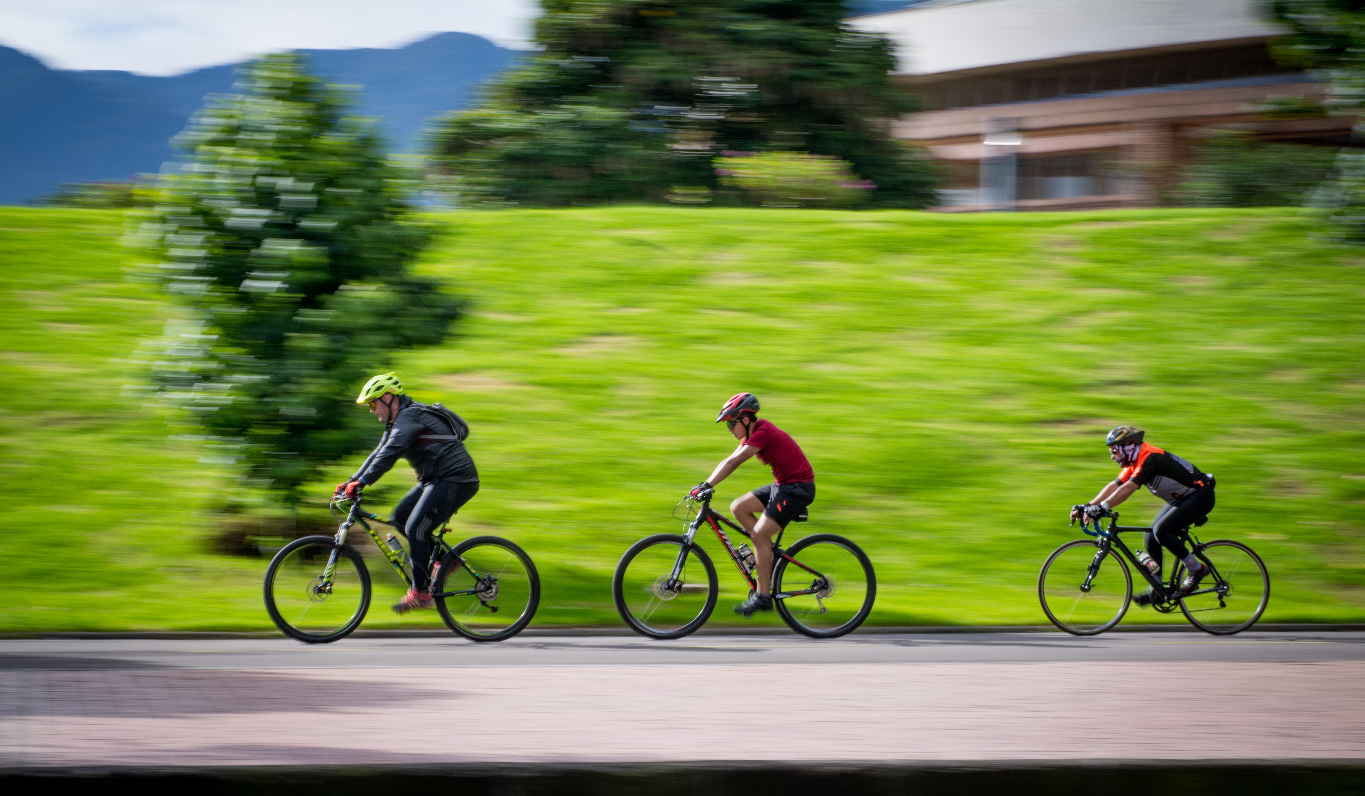 Ciclorutas en Movimiento