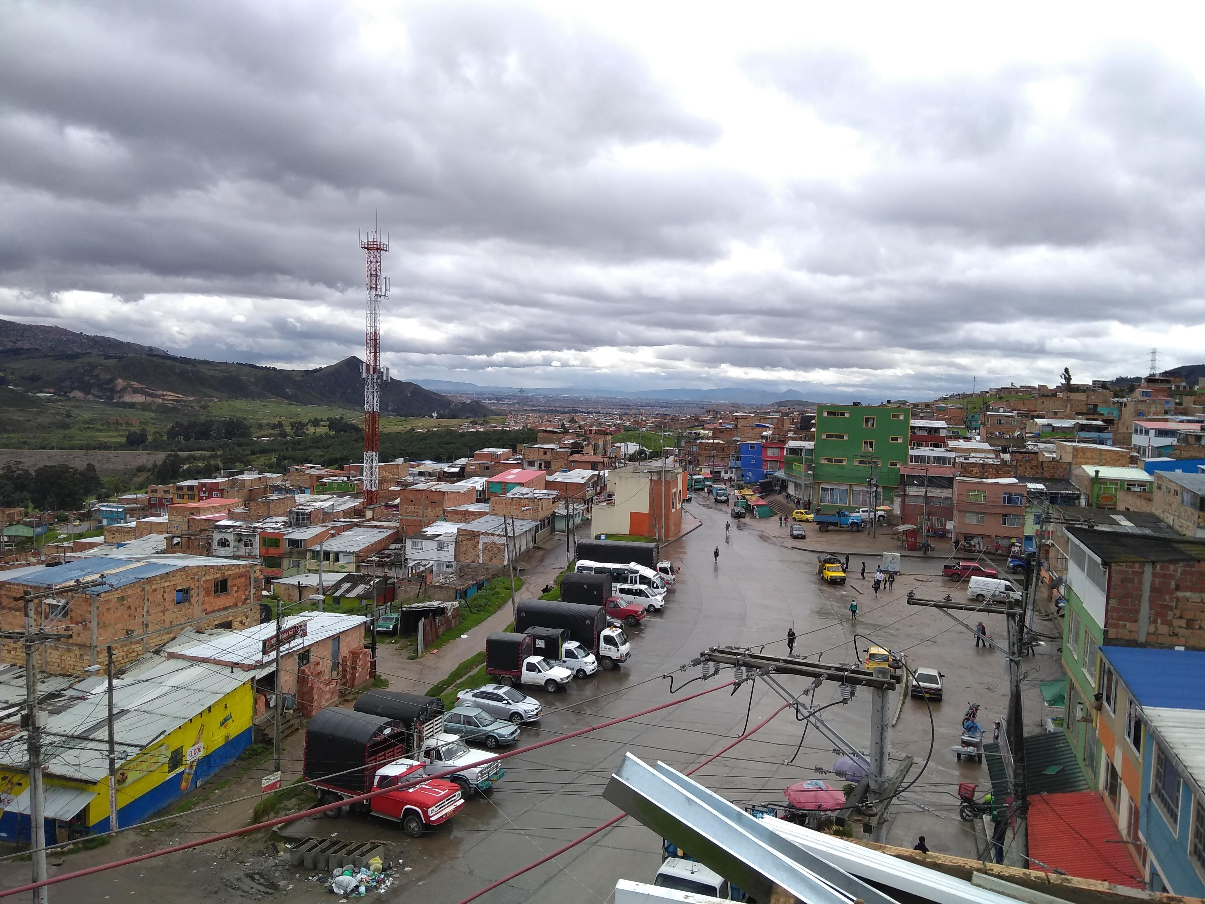 Calle segura para el Barrio Antonio José de Sucre - Usme