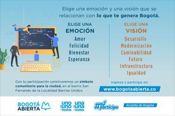 2. Elige una VISION que te inspire Bogotá